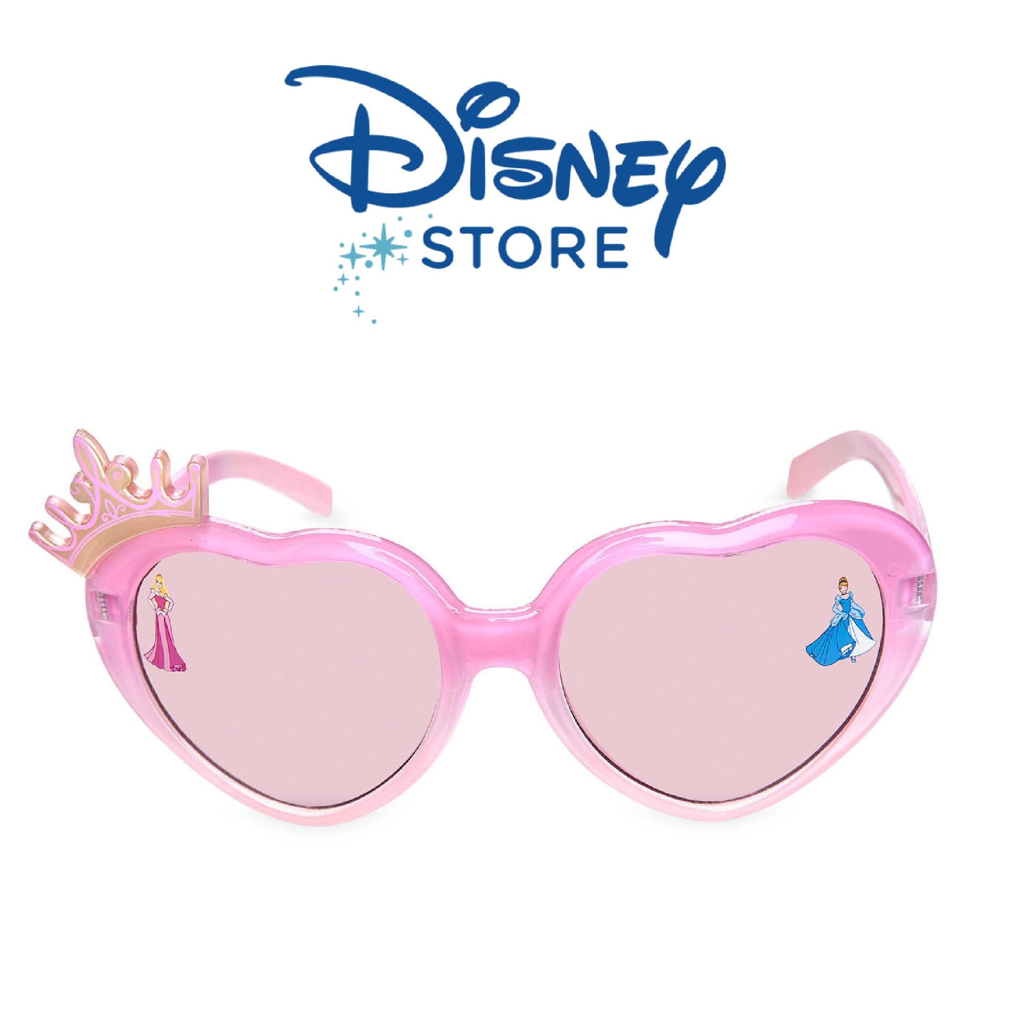 แว่นกันแดดสำหรับเด็ก Disney Sunglasses for Kids (Disney Princess / Heart-Shaped)