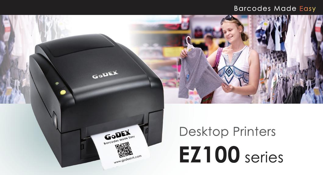 เครื่องพิมพ์บาร์โค๊ด Godex
