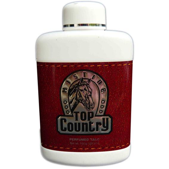 แป้งหอมโรยตัว มิสทิน กลิ่น ท็อป คันทรี่ Mistine 100g Top Country Perfumed Talc