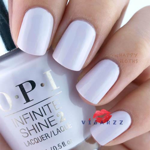 O.P.I Infinite Shine 2 Nail Lacquer 15mL # Lavendurable