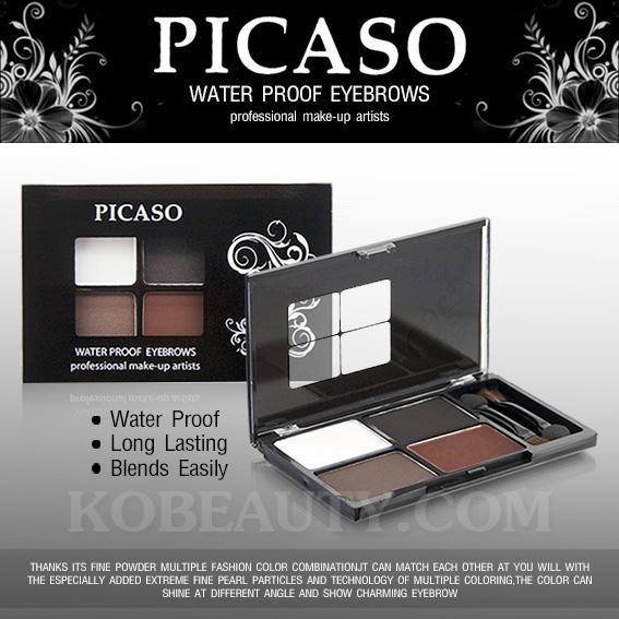 Picaso Water Proof Eyebrows / เขียนคิ้ว ปิคาโซ