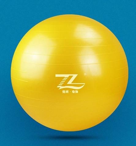 บอลโยคะ Z ขนาด 75CM หนาพิเศษ รับน้ำหนักมากกว่า 300 YK1047P