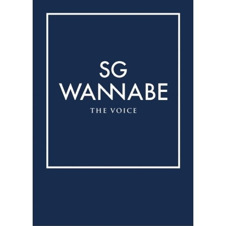 "[PRE-ORDER] SG WANNA BE - 1st Mini Album ""THE VOICE"""