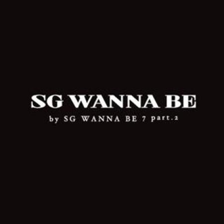 "[PRE-ORDER] SG WANNA BE - 7th Album PART.2 ""BY SG WANNA BE"""