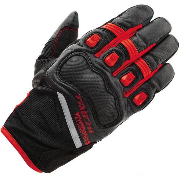 ถุงมือTaichi 617 สีดำ-แดง