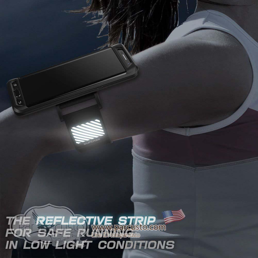 เคส+Armband Samsung Galaxy S6 Edge [Easy Fitting Sport Running] จาก SUPCASE [Pre-order USA]