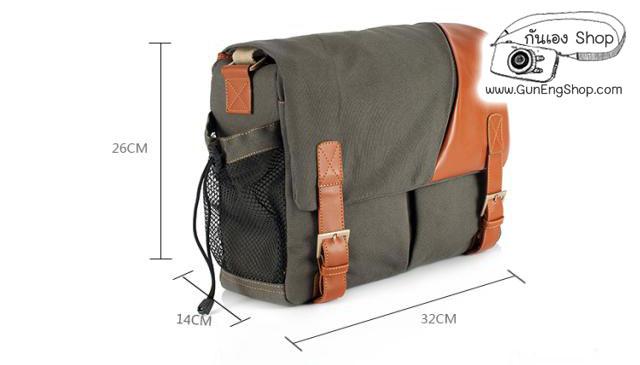 กระเป๋ากล้องแฟชั่นเกาหลี สวยๆ Good Looking Bag