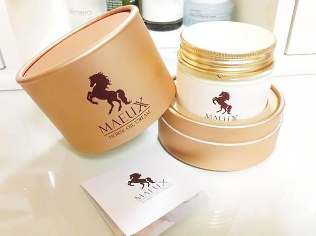 MAEUX Horse Oil Cream 70g