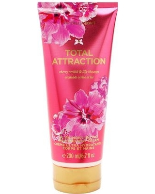 Victoria Secret Ultra-Moisturizing Hand And Body Cream 200ml. #TOTAL ATTRACTION