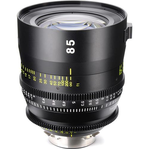 Tokina 85mm T1.5 Cinema Vista Prime Lens รองรับE-Mount, Focus Scale in Feet