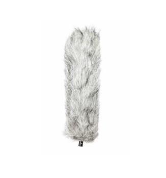 DeadWombat Artificial Fur Wind Shield for Blimp