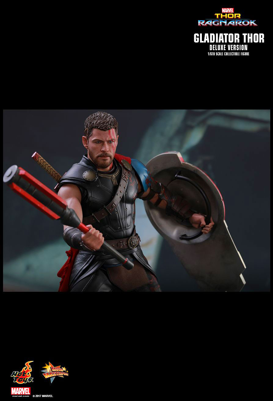 HOT TOYS 1/6 GLADIATOR THOR (DELUXE VERSION) แกลดิเอเตอร์ ธอร์
