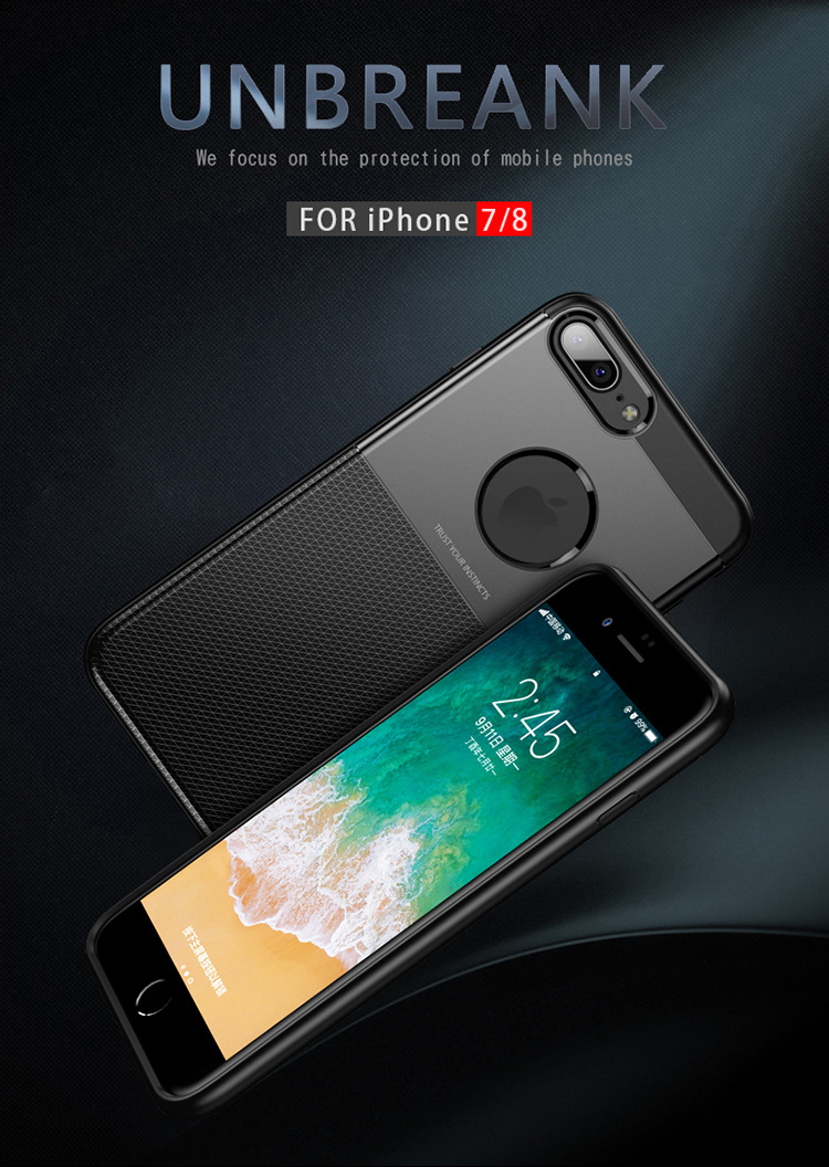 เคสกันกระแทก iPAKY Shield Series iPhone 8 Plus / 7 Plus