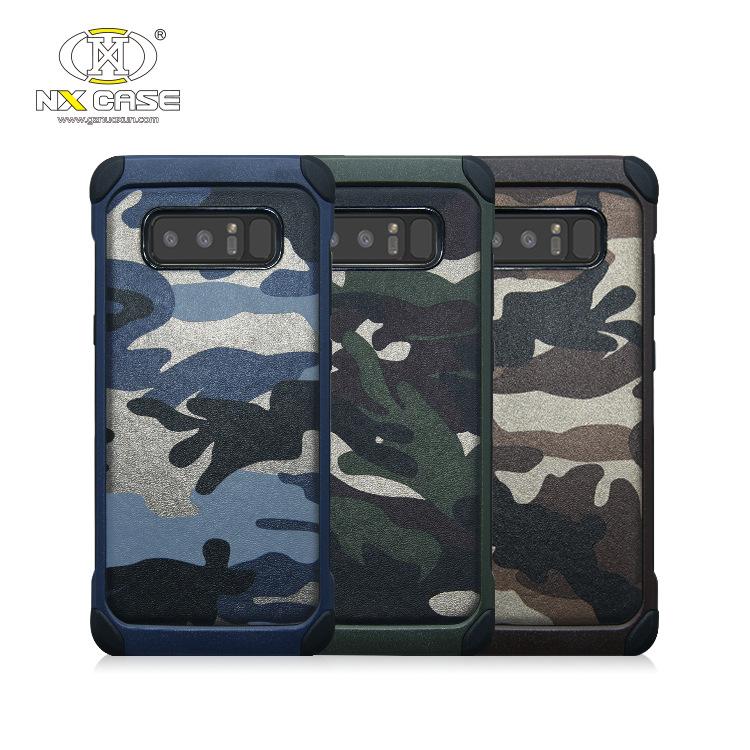 เคสลายพราง / ลายทหาร NX CASE Camo Series Galaxy Note 8