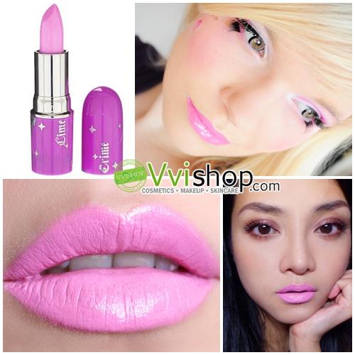 Lime Crime Opaque Lipstick 3.5 g # Great Pink Planet สีชมพูพิ้ง (ขนาดปกติ Inbox) *หมดคะ*