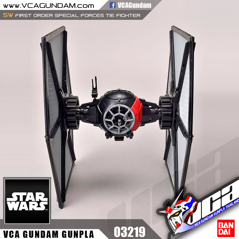 1/72 FIRST ORDER SPECIAL FORCES TIE FIGHTER