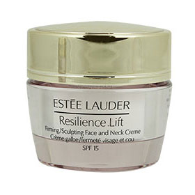 Estee Lauder Resilience Lift Firming/Sculpting Face and Neck Creme Broad Spectrum SPF15 ขนาดทดลอง 15 ml.
