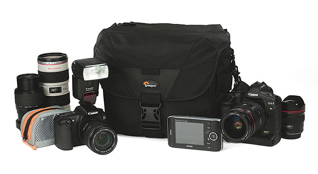 LowePro STEALTH REPORTER D 400 AW