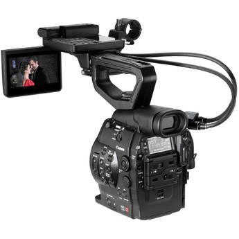 Canon EOS C300 Cinema EOS Camcorder Body with Dual Pixel CMOS AF (EF Lens Mount)