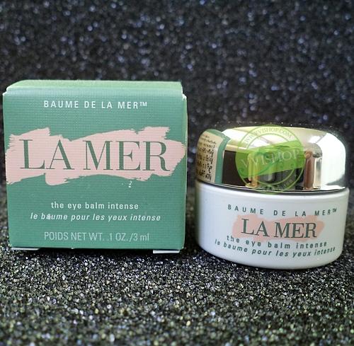 La Mer The Eye Balm Intense 3 ml. อายครีม ที่ช่วยลดริ้วรอย รอยบวม และถุงใต้ตา ได้อย่างมีประสิทธิภาพ