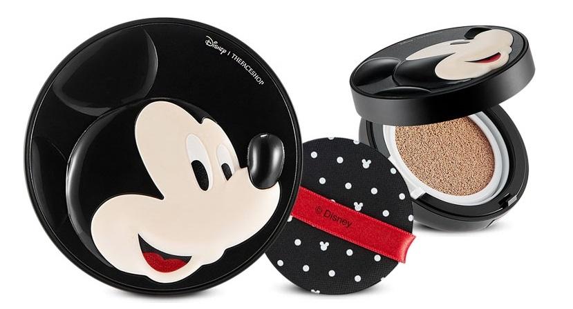 The face shop BB Power Pefection (Mickey) SPF50+/PA+++ ปริมาณ15g. • เบอร์ V201 ผิวขาวเหลือง
