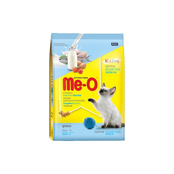 Meo Kitten มีโอ สูตรลูกแมว