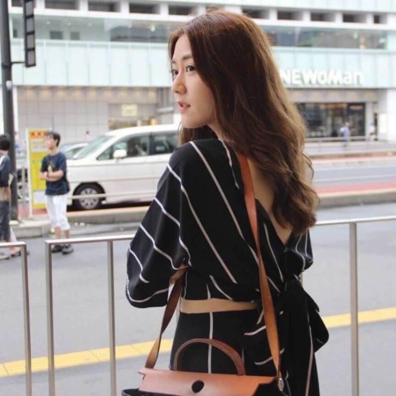 ชุดเดรสแฟชั่น เดรสเกาหลี