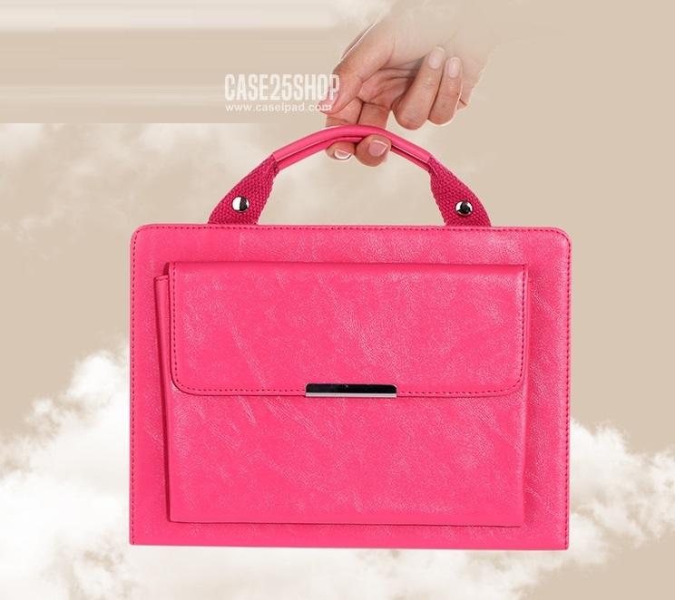เคสกระเป๋าถือ มีหูหิ้ว สวยเก๋ สุดๆ (เคส iPad Air 2)