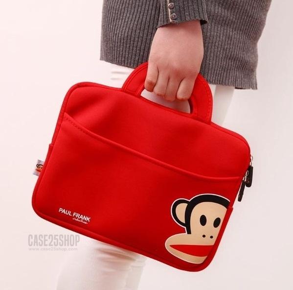 กระเป๋าใส่ไอแพด ลายการ์ตูนลิงพอลแฟรงค์ (iPad 2/3/4)