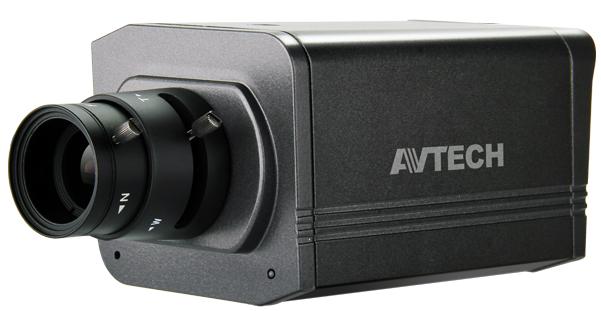 กล้อง HD-TVI 1080P จับทะเบียน AVTECH รุ่น AVT500