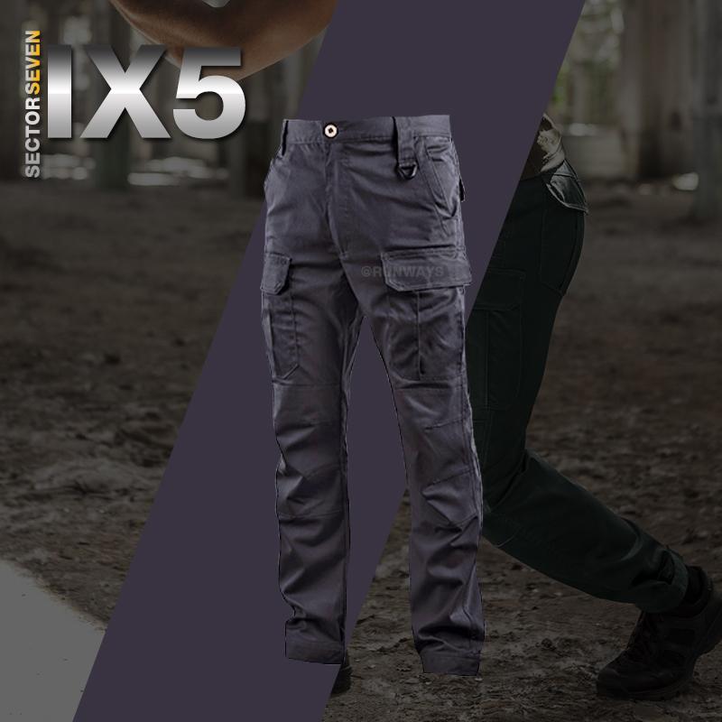 กางเกง SEVEN SCETOR IX5 : สีเทา