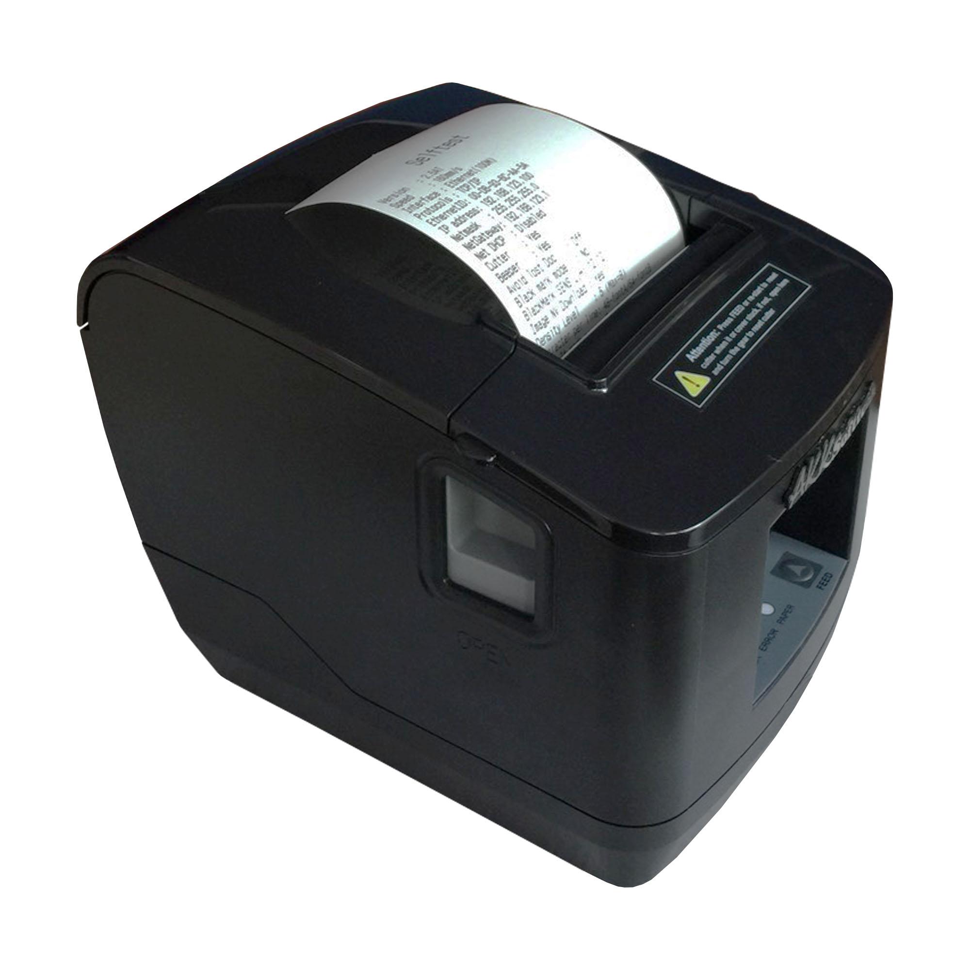 เครื่องพิมพ์ใบเสร็จหัวความร้อนขนาด 80 มม. (IN-80B)