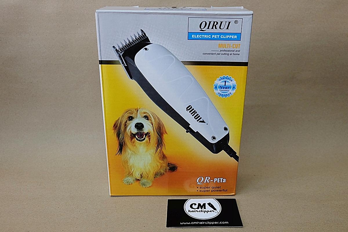 ปัตตาเลี่ยนหมาแมว Qirui QR-PETa