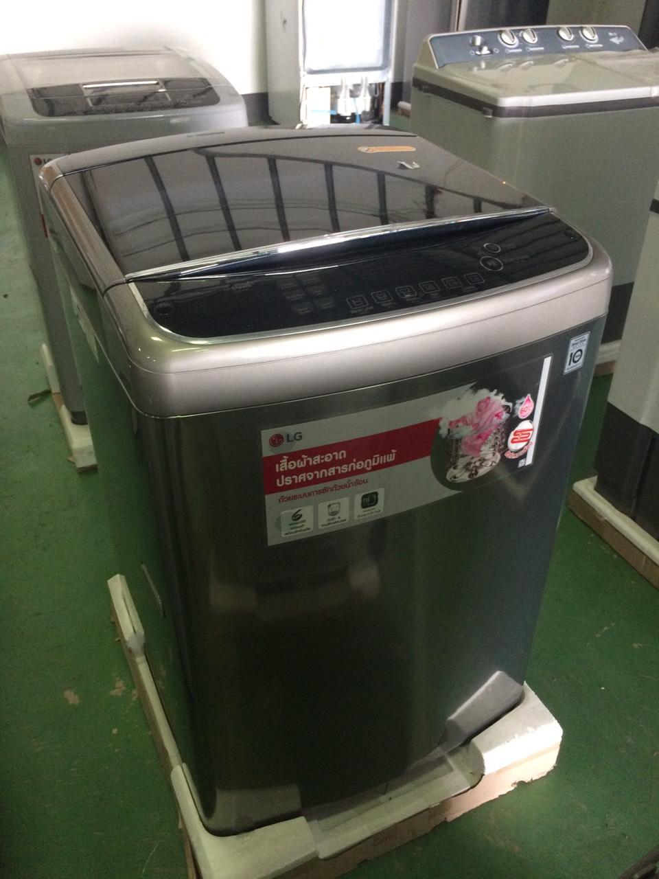 เครื่องซักผ้าฝาบนLG ระบบ 6 MOTION INVERTER DIRECT DRIVE ขนาดซัก 17 KG รุ่นWT-S1785TH