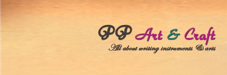 PP Shop - หัวปากกาคอแร้ง Calligraphy ปากกาสี หมึกและอุปกรณ์ศิลปะ