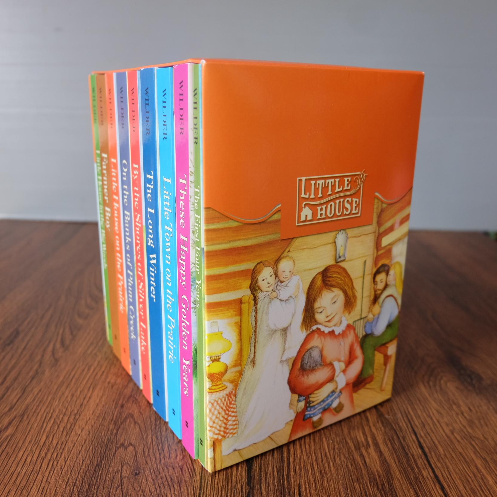 Little house ชุด9เล่ม 2700รวมส่งอีเอมเอส