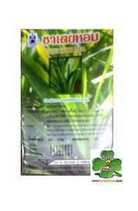 ชาชง เตยหอม ปฐมอโศก บรรจุในถุงกรองชาพร้อมชง (1ห่อมี 20ซองชา) เครื่องดื่มสมุนไพรเพื่อสุขภาพ ชาใบเตยหอม