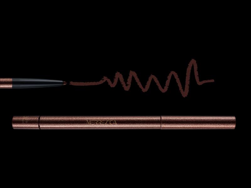 Merrez'ca Perfect Slim Eye Liner Pencil 2 mm #05
