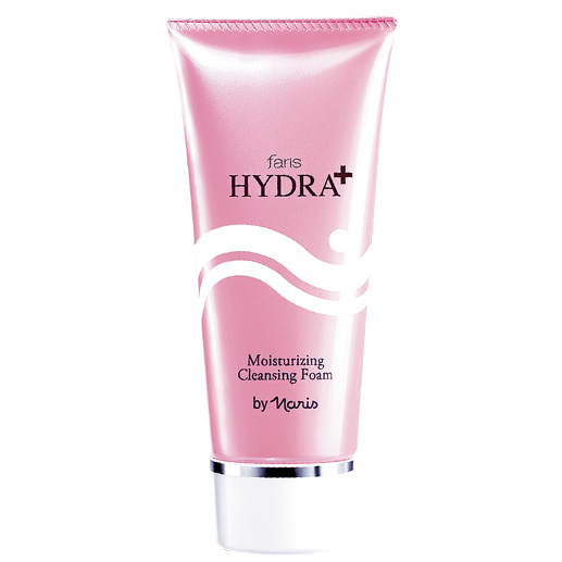 Faris Hydra Plus Moisturizing Cleansing Foam 100g