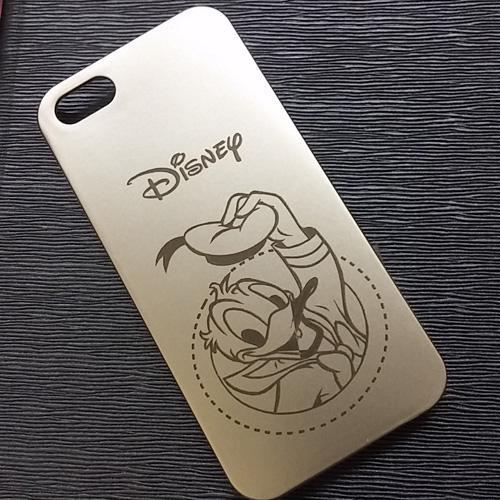 เคสลายการ์ตูนสีทอง (เคสแข็ง) - iPhone6+