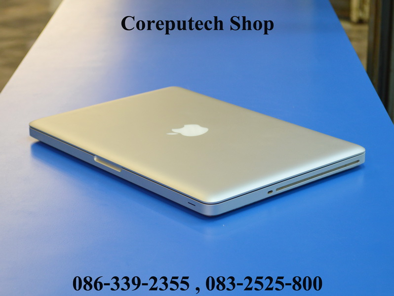 MacBook Pro 13-inch Core i5 2.5GHz.Mid 2012 สภาพสวย รุ่นยอดนิยม แรงระดับ Core i5 แบตดีน่าใช้งาน จัดไป 21,900 บาท