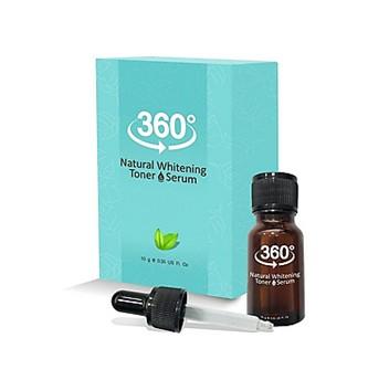 360 Natural Whitening Toner [ราคาส่งตั้งแต่ชิ้นแรก]
