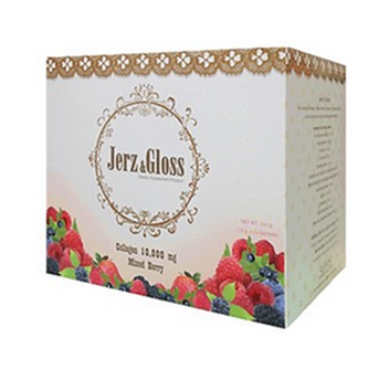 Jerz & Gloss Collagen จุ๋ย วรัทยา [ราคาส่งตั้งแต่ชิ้นแรก]