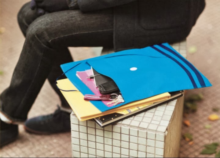 Fred Perry Document Case