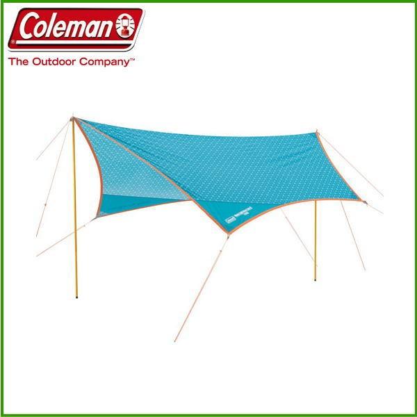 COLEMAN JAPAN Winds Light Hexa Tarp S crista 2000027292