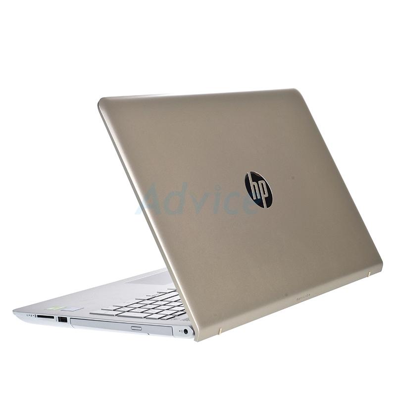 Notebook HP Pavilion 15-cc124TX (Silk Gold)
