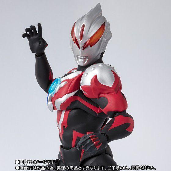 เปิดจอง S.H. Figuarts Ultraman Orb Thunder Breastar TamashiWeb Exclusive (มัดจำ 500 บาท)