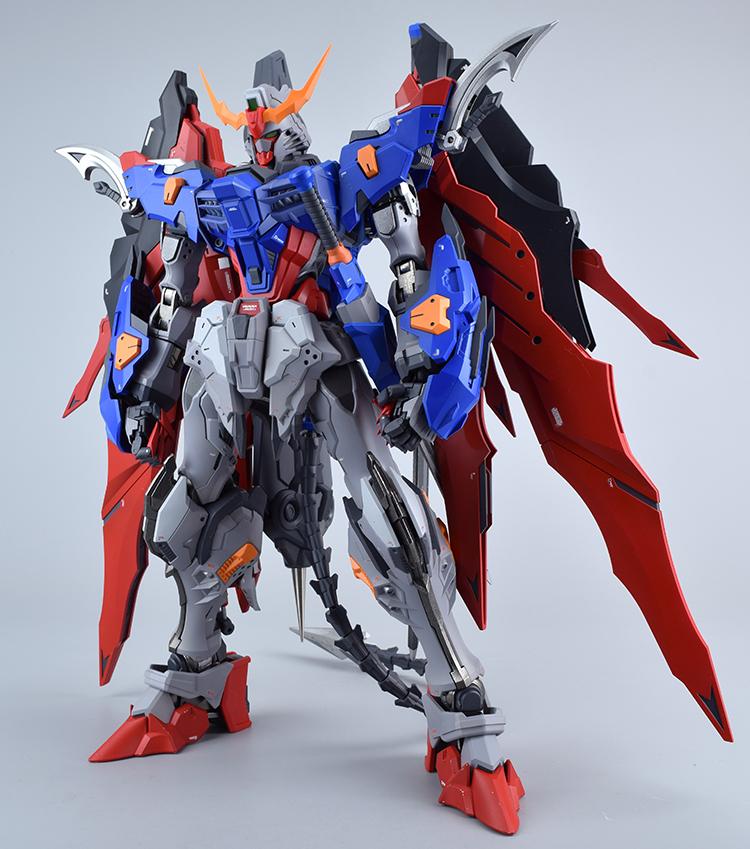 เปิดจอง VientianeToys 1:72 Scale Metalbuild Gundam Destiny
