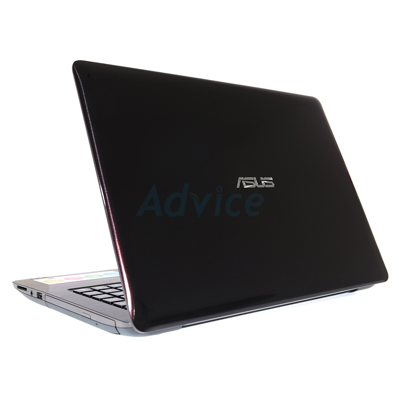 Notebook Asus K456UR-GA096D (Glossy Dark Brown)