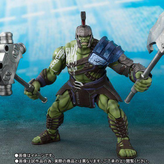เปิดจอง S.H. Figuarts Hulk TamashiWeb Exclusive (มัดจำ1500 บาท)